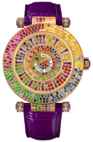 Franck Muller Ladies Collection Ronde Quatre Saisons - Double Mystery 42 DM QTR SAI D 3R CD 1