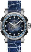 Romain Jerome Arraw Star Twist Titanium Blue 1S39A.TTTR.6000.AR.1111.STB19 Spiral Galaxy