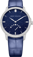 Harry Winston Midnight Retrograde Second Automatic 39 mm MIDARS39WW001