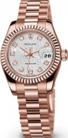 Rolex Oyster Perpetual Lady-Datejust m179175f-0023