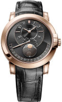 Harry Winston Midnight Moon Phase Automatic 42 mm MIDAMP42RR002