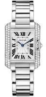 Cartier Tank Anglaise Watch WT100008