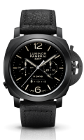 Officine Panerai Luminor 1950 Chrono Monopulsante 8 Days GMT Ceramica PAM00317