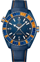 Omega Seamaster Planet Ocean 600M Omega Co Axial Master Chronometer GMT 45,5 mm 215.98.46.22.03.001