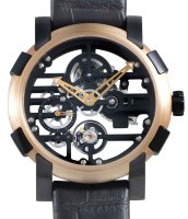 Romain Jerome Skylab 48 Gold Red RJ.M.AU.031.02