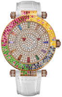 Franck Muller Ladies Collection Ronde Quatre Saisons - Double Mystery 42 DM QTR SAI D 3R CD 2