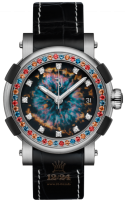 Romain Jerome Arraw Star Twist Titanium Glowing Eye Nebula 1S39A.TTTR.6000.AR.1112.STO19