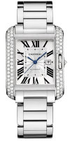 Cartier Tank Anglaise Watch WT100009