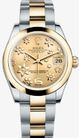 Rolex Oyster Perpetual Datejust 31 m178243-0078