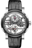 Romain Jerome Skylab 44 Steel Black Grey RJ.M.AU.026.01