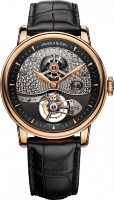 Arnold & Son Royal Collection TE8 Metiers d'Art I 1SJAP.B04A.C113A