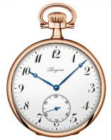 The Longines Equestrian Collection Pocket Watch Horses Trio 1911 L7.035.8.13.1