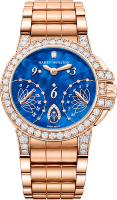 Harry Winston Ocean Biretrograde Automatic 36 mm OCEABI36RR034