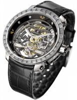DeWitt Twenty-8-Eight Skeleton Tourbillon White Gold / Diamonds T8.TH.009A
