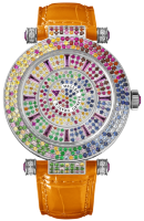Franck Muller Ladies Collection Ronde Quatre Saisons - Double Mystery 42 DM QTR SAI D 3R CD 3