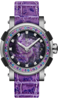 Romain Jerome Arraw Star Twist Titanium Purple Spiral Galaxy 1S39A.TTTR.6000.AR.1113.STP19