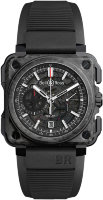 Bell & Ross Chronograph Carbone Forge BRX1-CE-CF-BLACK