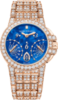 Harry Winston Ocean Biretrograde Automatic 36 mm OCEABI36RR035