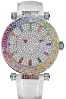 Franck Muller Ladies Collection Ronde Quatre Saisons - Double Mystery 42 DM QTR SAI D 3R CD 4