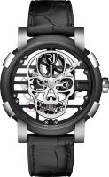 Romain Jerome Skylab 48 Speed Metal Skull SLN RJ.M.AU.030.24