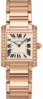 Cartier Tank Francaise Watch WJTA0023