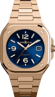 Bell & Ross Instruments BR 05 Blue Gold BR05A-BLU-PG/SPG