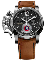 Graham Chronofighter Vintage Captain America 2CVAS.B14A.L128S