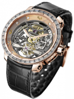 DeWitt Twenty-8-Eight Skeleton Tourbillon High Jewellery Rose Gold / Diamonds T8.TH.025