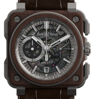 Bell & Ross Instruments Chronographe BR-X1 WOOD