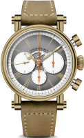 Speake Marin Haute Horlogerie London Chronograph Bronze Grey Dial 594208010