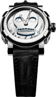 Romain Jerome Collaborations Artistic Icons Art-DNA White RJ.T.AU.AR.001.010
