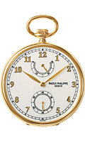 Patek Philippe Lepine Pocket Watches 972/1J-010