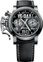 Graham Chronofighter Vintage Special Series VE-Day 2CVES.B12A