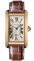 Cartier Tank Americaine Watch W2609156