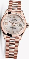 Rolex Lady Datejust Oyster 28 m279165-0005