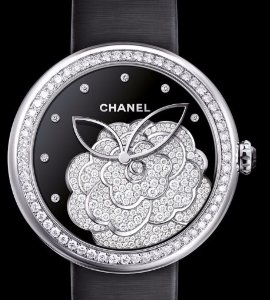 Chanel Mademoiselle Prive Camelia H4318
