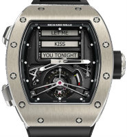 Richard Mille Erotic Tourbillon RM 69
