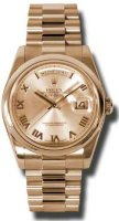 Rolex Day-Date President Ladies 118205 CHRP
