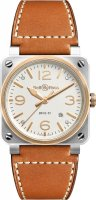 Bell & Ross Instruments 42 mm BR 03-92 STEEL & ROSE GOLD