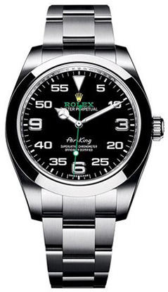 21dad0409f933 Быстрый просмотр Rolex Oyster Perpetual Air‑King m116900-0001