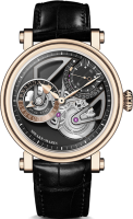Speake Marin One and Two Collection Openworked 42 mm Dual Time 424209250