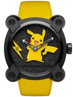 Romain Jerome Collaborations Generational Icons  RJ X Pokemon RJ.M.AU.IN.012.01