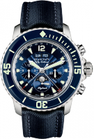 Blancpain Fifty Fathoms Chronographe Flyback Quantieme Complet 5066F-1140-52B