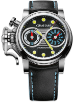 Graham Chronofighter Vintage Special Series Vintage LTD-Stingray 2CVES.B05A