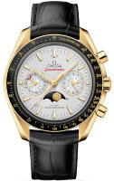 Speedmaster Moonwatch Omega Co-axial Master Chronometer Moonphase Chronograph 304.63.44.52.02.001