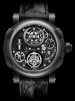 Romain Jerome Sea Steampunk Tourbillon Gunmetal RJ.T.TO.SP.003.01