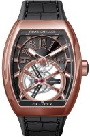 Franck Muller Mens Collection Gravity Vanguard Yachting V 50 LT GRAVITI CS 5N.NR