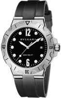 Bvlgari Diagono Scuba Mens Watch 102324 DP41BSVSD