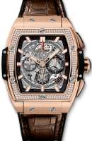 Hublot Spirit of Big Bang King Gold Diamonds 641.OX.0183.LR.1104