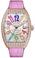 Franck Muller Ladies Collection Vanguard V 32 SC FO COL DRM D Rose Gold